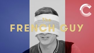 The French Guy: Wine and Cheese