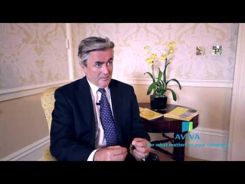 Aviva Workplace Health Index Research - Professor Ciaran O'Boyle - Employee Wellness