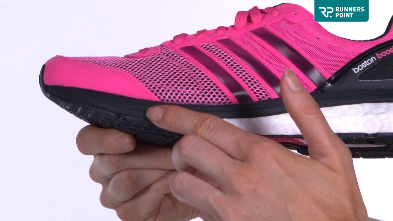 adidas Adizero Boston Boost 5 Laufschuh Damen