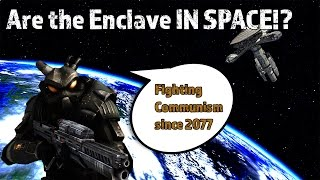 Are the ENCLAVE Hiding in space!? - Fallout Theory