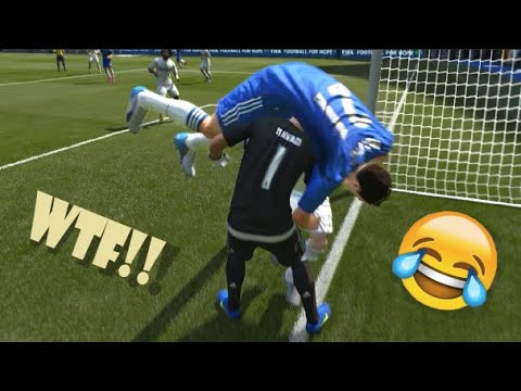 FIFA 18 Funny Fails, Bugs & Glitches #1 !!!