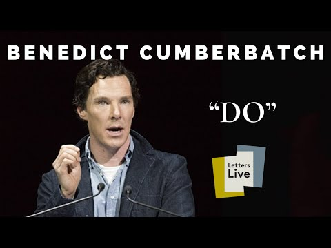 Sol LeWitt to Eva Hesse - Read by Benedict Cumberbatch