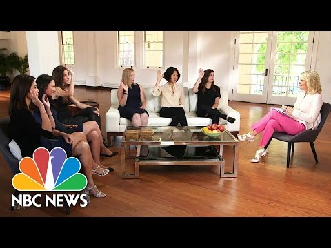 Women Of Silicon Valley, Part 1: Stories Of Sexual Harassment   Megyn Kelly   NBC News