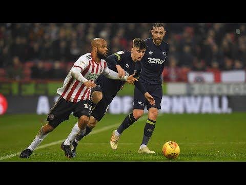 SHORT MATCH HIGHLIGHTS | Sheffield United v Derby County