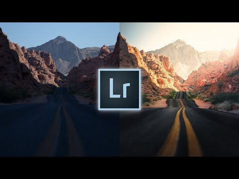 How to Edit Like @chad.latorre Instagram Lightroom Editing Tutorial Sunset Travel Photos