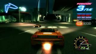 Ridge Racer 6 - Rave City Riverfront [HD]