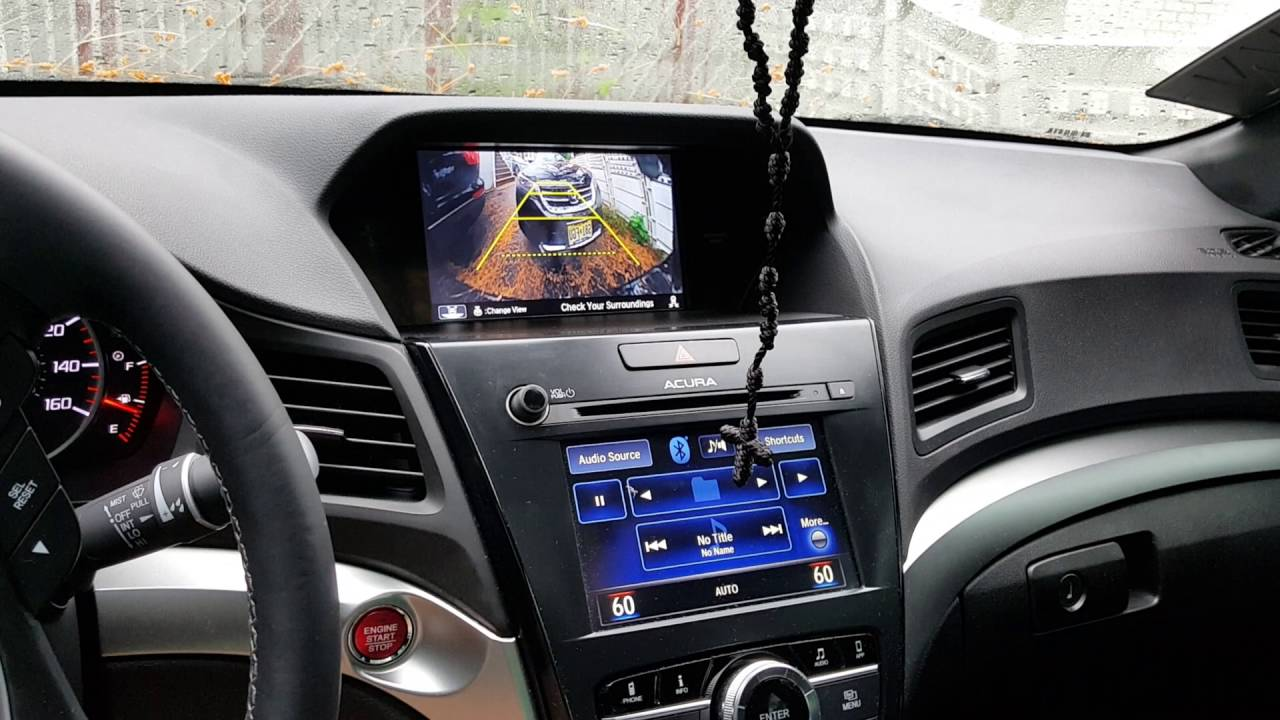 NavTool Demo iPhone 6 in Acura ILX - YouTube