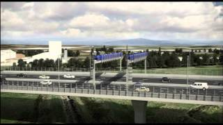 Mersey Gateway Project 3d Fly-through - Full Version