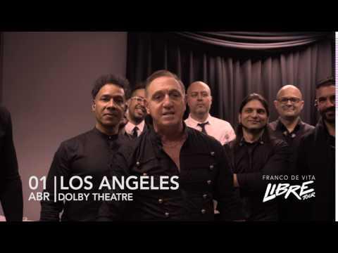 Franco de Vita Dolby Theatre 4/1