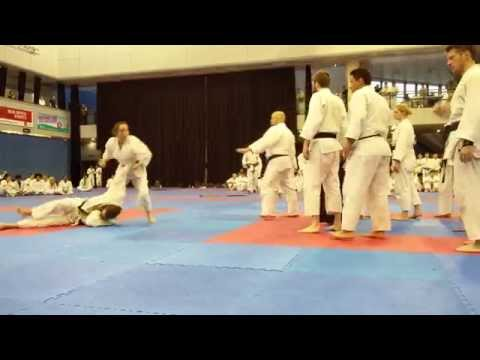 Sensei Rosie Smith V - Atemi Nationals 2015