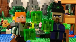 LEGO MINECRAFT - THE WITCH HUT - 21133
