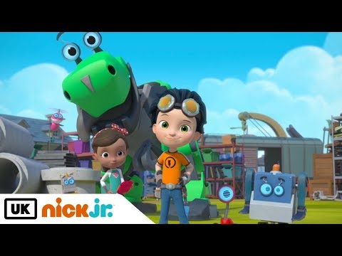 Rusty Rivets  Sing Along: Theme Tune  Nick Jr UK