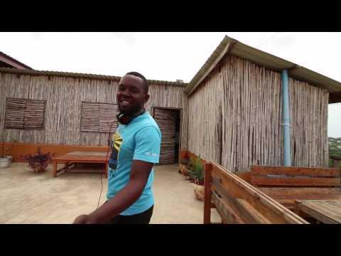 Art In Tanzania Volunteers house in Madale Village, Dar es Salaam
