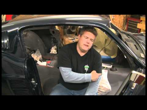 Episode 5 Season 2 wiring harness and dash final assemblyflv - YouTube