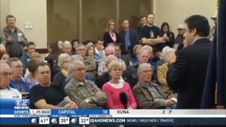 Labrador's Nampa Townhall Meeting