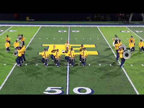 Warrensville Heights High School Marching Band - Fieldshow | Shaw BOTB 2018