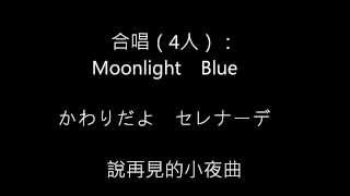 哆啦A夢 插曲---Blue Moonlight
