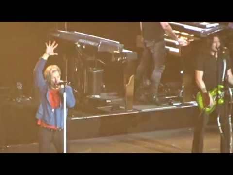 BON JOVI LAY YOUR HANDS ON ME LIVE MSG NEW YORK MAY 9th 2018