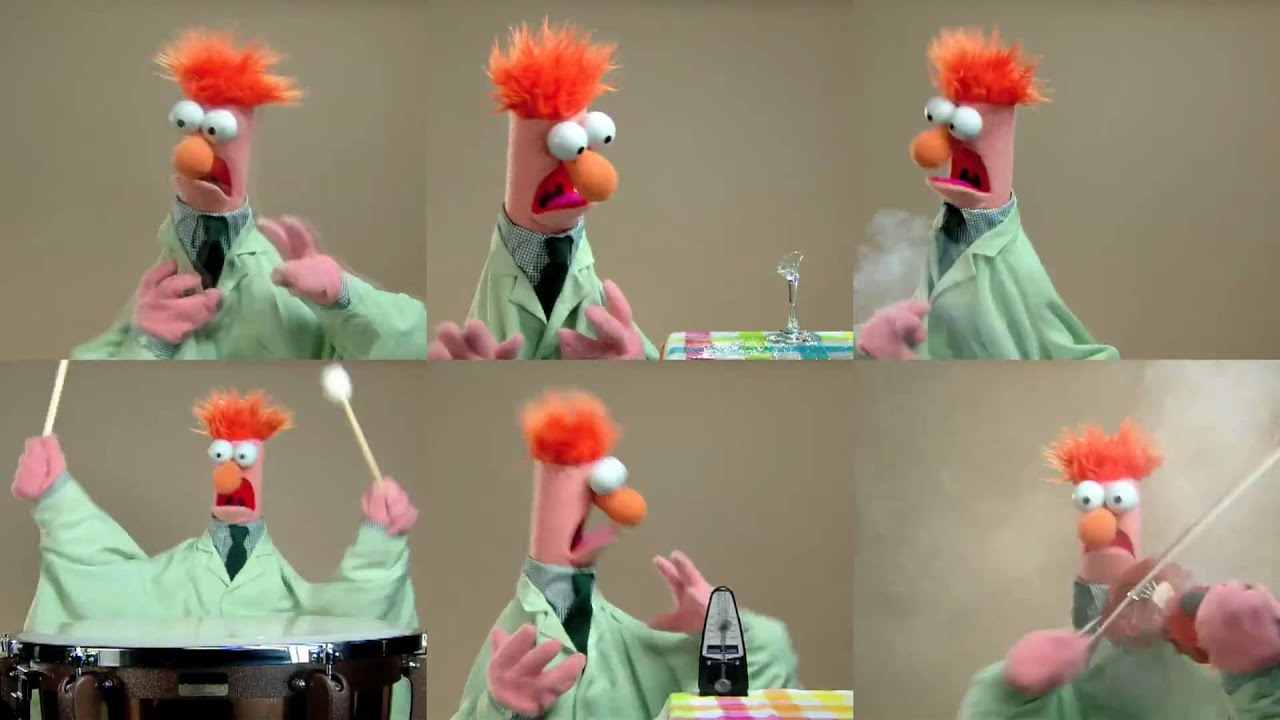 Ode To Joy Muppet Music Video The Muppets Youtube