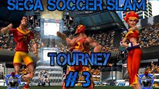 SEGA SOCCER SLAM TOURNEY # 3 - PS2 CLASSIC
