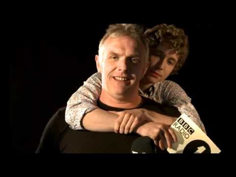 Piggyback chat  - Greg Davies interview