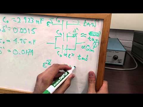 Q2: How can we judge/estimate piezoelectric properties from the capacitance?