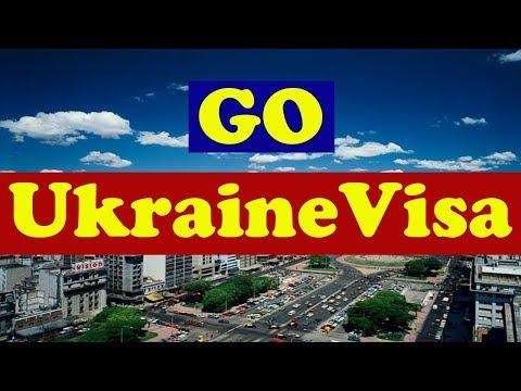 Easy to Get Ukraine Tourist Visa || Requirements 2018