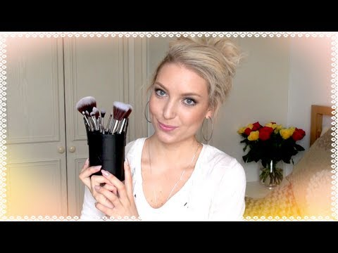 ♡ Sigma Mr Bunny Essential Brush Kit Review ♡ - YouTube 23f84528ea
