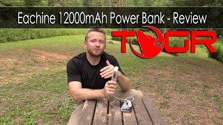 Eachine 12000mAh Power Bank - Review