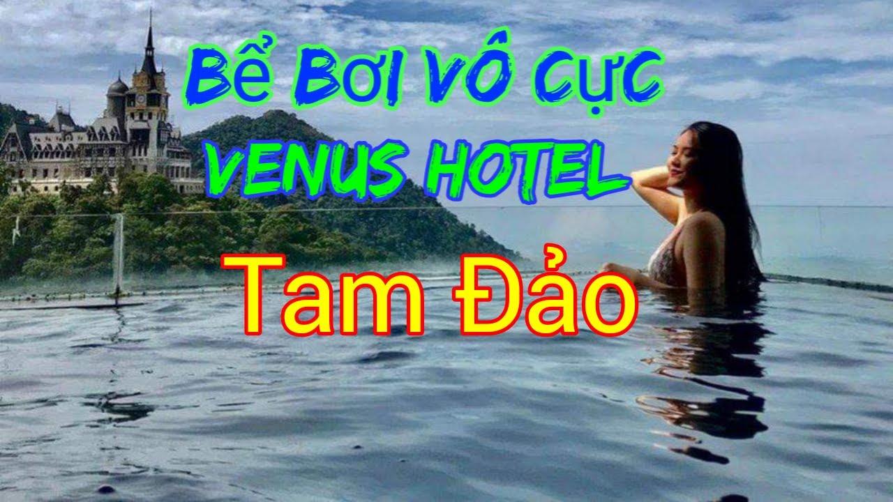 Bể bơi vô cực khách sạn venus Tam Đảo| Bể bơi bốn mùa||Swimwing pool
