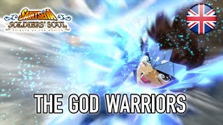 Saint Seiya Soldiers' Soul - PS3/PS4/Steam - The God Warriors (Japan Expo Trailer) (English)