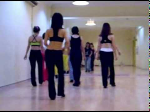 Line Dance-  Cha Cha Sway  - (Dance & Walk Through - Mar 09 )