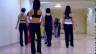 Line Dance-  Cha Cha Sway  - (Dance & Walk Through - Mar 09 )
