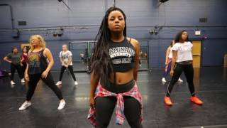 Unity Dance Crew | Alyssa Rivera | Wishes - Chris Brown | Choreography