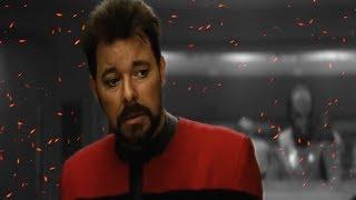 On Trial : Riker to blame for Enterprise D Destruction?