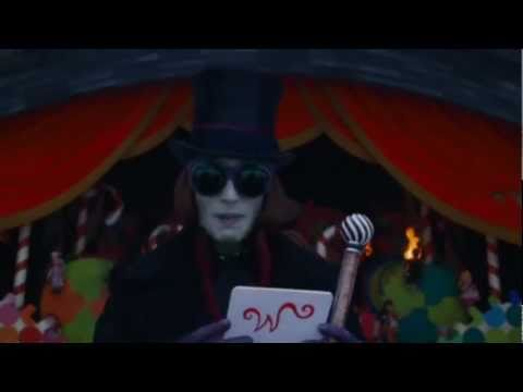 Charlie and the Chocolate Factory - Willy's