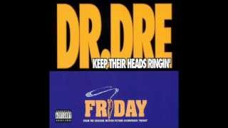 Dr Dre Ring Ding Dong Keep Their Heads Ringin HD Lyrics