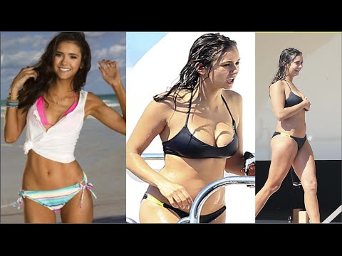 Nina Dobrev is HUNGRY!  her Weight gain explained