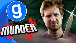 GMod Murder - Hunt The Murderer