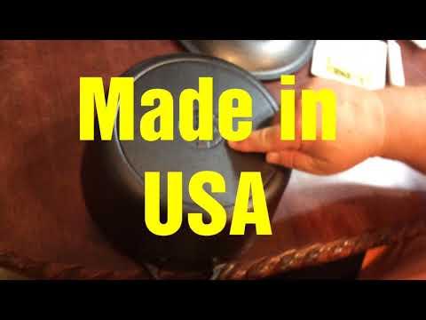 Lodge Cast Iron 5 Quart Dutch Oven Pot Unveiling, Demonstration