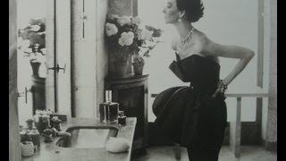 1950s Parisian Couture: Glamour, Elegance and Class