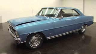 1966 Chevrolet Nova Super Sport - $22,999