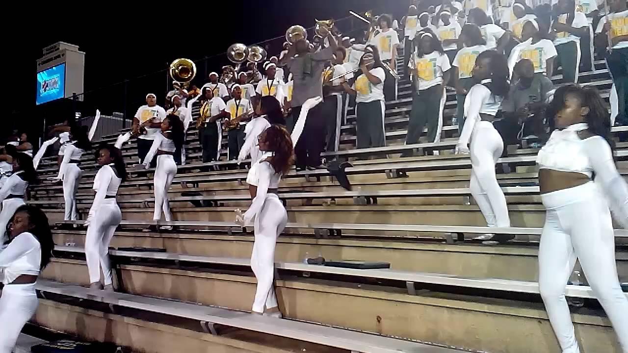Jeff Davis High School Band Vs Carver 2016