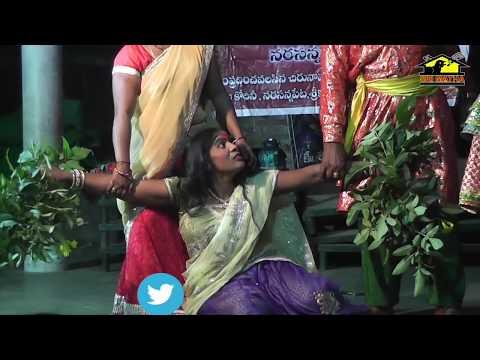 Chandramouli Burrakatha Part 12 || Jalari Ammavaru Pata || Burrakatha Telugu || Musichouse27