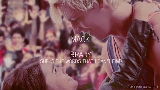 mack + brady | she is the words that i can't find thumbnail