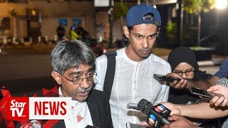 Yusoff Rawther: My family is strong, they are fully behind me