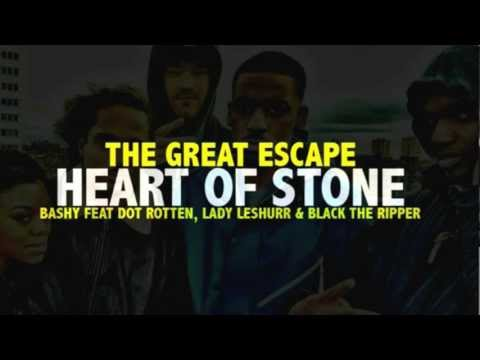 Bashy - Heart Of Stone (Feat. Dot Rotten, Black The Ripper & Lady Leshurr)