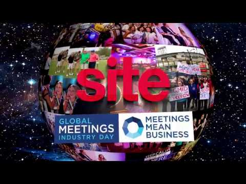 SITE Celebrates Global Meetings Industry Day 2017
