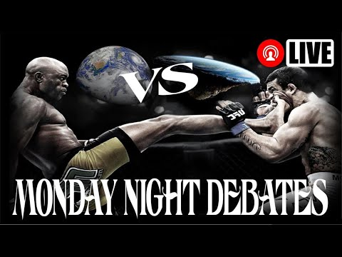 Monday Night Debates - Team Skeptic vs Earth is SERIOUSLY Flat thumbnail