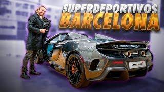 ME SUBO en un McLaren 675 LT de 400.000 EUROS | Dani Clos